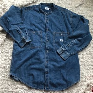 Vintage CK denim shirt